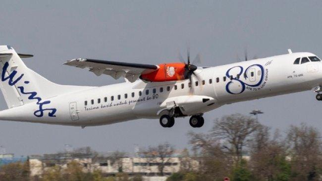 Ada Kendala 'Tail Wind', Wings Air Rute Semarang-Bandung Sempat 'Go Around' Sebanyak 2 Kali