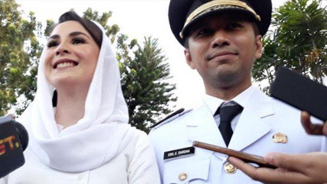 Arumi Bachsin Alami Shock Culture Dampingi Emil Dardak Jadi Pejabat, Dipanggil Bu Saat Umur 21 Tahun