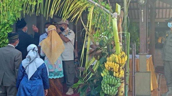 Masih Zona Merah, Pesta Pernikahan di Klaten Ditertibkan, Tamu dan Keluarga Mempelai Diminta Pulang