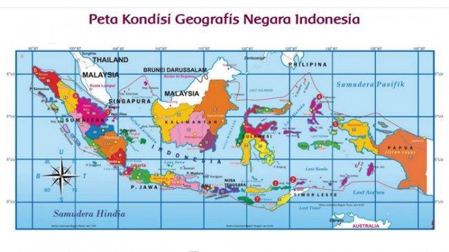 Dampak Positif dan Negatif Letak Geografis Indonesia terhadap Sosial Masyarakat, Ini Penjelasannya