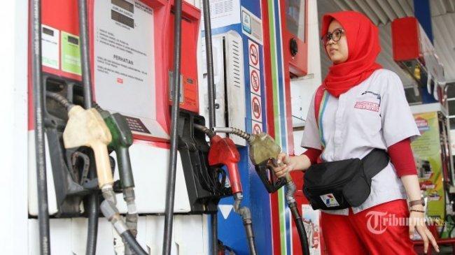 Harga BBM Bulan Februari 2020 Terbaru, Harga Pertamax Turun Hingga Rp 200 di Beberapa Wilayah