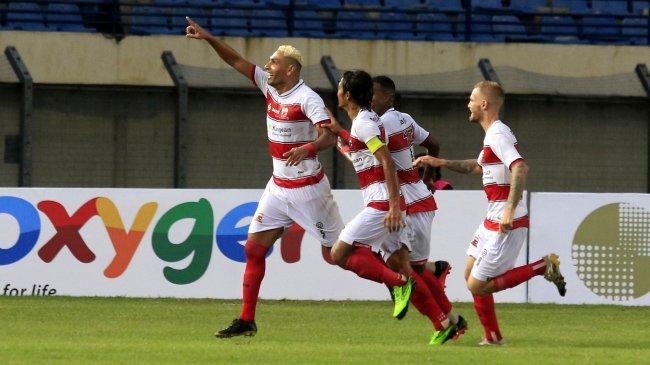 Hasil Klasemen BRI Liga 1: Jaime Bawa Madura United Raih 3 Poin Perdana, Sappe Kerrab Tembus 9 Besar