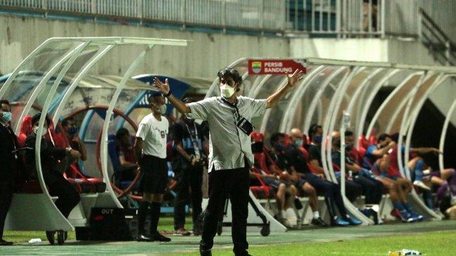 Bali United Vs Persib, Teco Sebut Maung Lawan Berat, Curhat Tiap Hari Ganti Lapangan Latihan