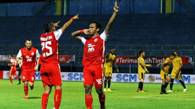 Prediksi Susunan Pemain PSS Sleman vs Persija Jakarta: Alessio Optimalkan Trisula Osvaldo-Riko-Simic