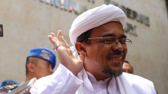 Merasa Habib Rizieq Terus Disudutkan, Haikal Hassan Bicara Tes Swab hingga Keberadaan Imam Besar FPI