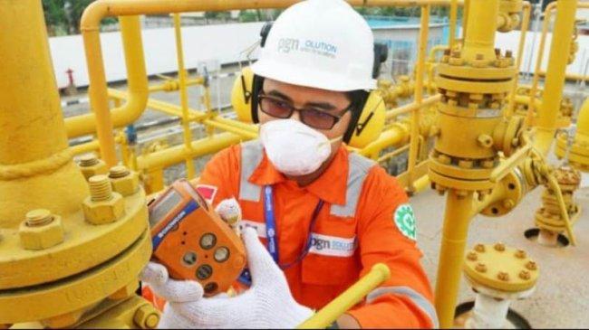 PGN Tambah 75 Pelanggan Baru di Sektor Ritel dan Industri