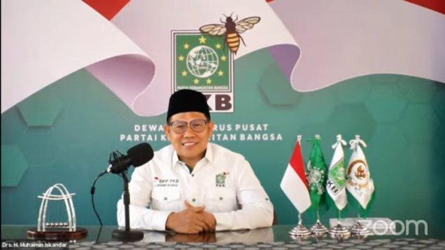 Seluruh Kader PKB Diminta Dorong Muhaimin Jadi Presiden 2024