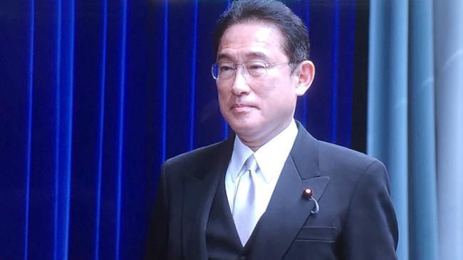 Jadi PM Jepang, Fumio Kishida Telepon Presiden AS Joe Biden