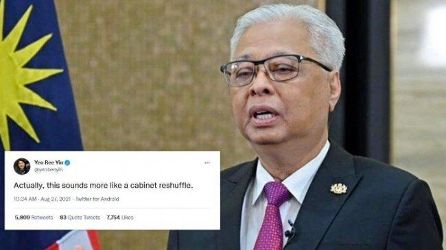 PM Malaysia Dikarantina Setelah Kontak Dengan Pasien Covid-19, Tak Hadir Pelantikan Kabinet