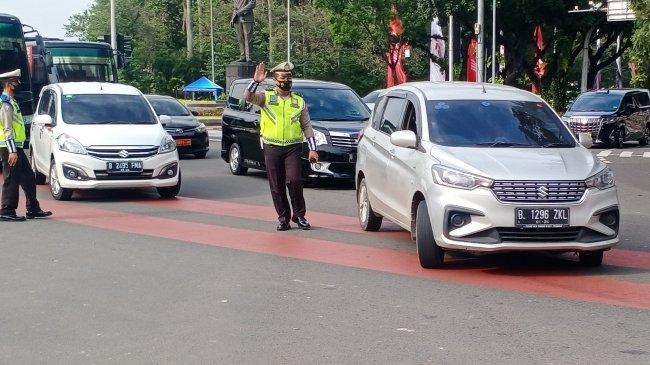 Berlaku Hari Ini, Polisi Maksimalkan e-TLE untuk Tindak Pelanggar Aturan Ganjil Genap