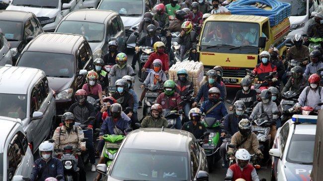 Menhub: Pertumbuhan Industri Logistik Picu Kemacetan di Jakarta