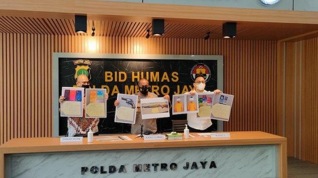 Polda Metro Jaya Ungkap Kasus Pengambilalihan Rekening JENIUS dengan Total Kerugian Rp 2 Miliar