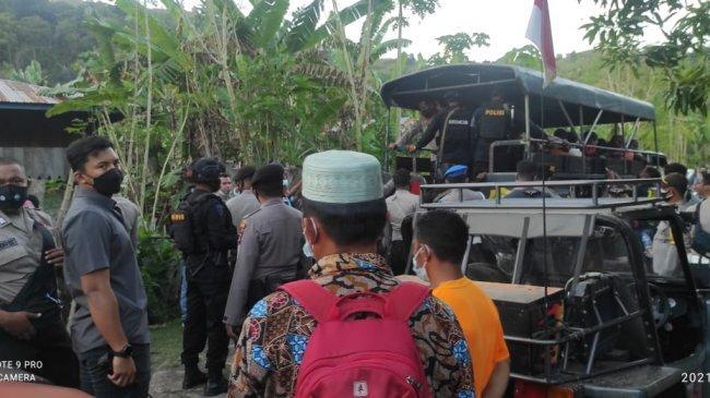 Upaya Kapolres Manggarai Barat Antisipasi Konflik Tanah Warga Meluas