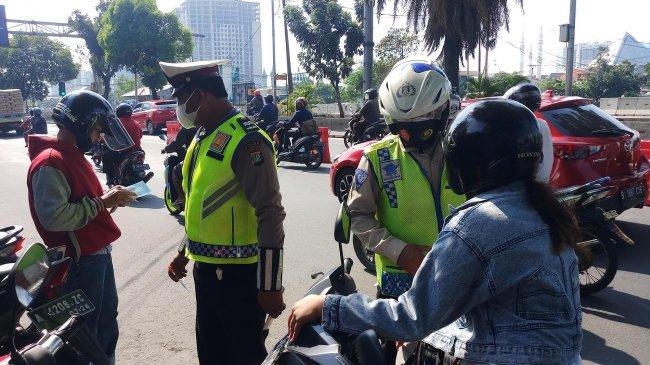 Operasi Patuh Jaya 2021 Berakhir, 10 Ribu Pengendara Ditilang, Mayoritas dari Kalangan Pelajar