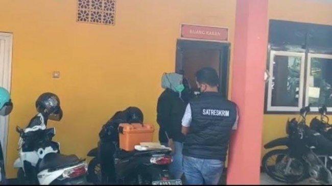 Polisi Geledah Kantor BPBD Jember, Diduga Terkait Kasus Honor Pemakaman Covd-19