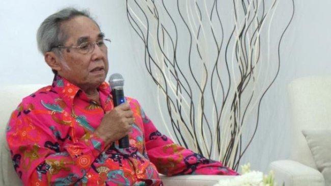 Profil Sabam Sirait, Politikus Senior dari Sumut yang Meninggal Dunia, Terlibat Mendirikan PDIP