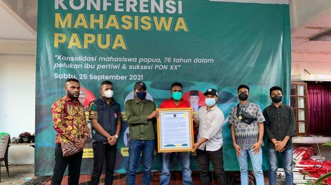 Bersama Polri, KMP Dorong Pelaksanaan PON Papua Berlangsung Aman dan Lancar
