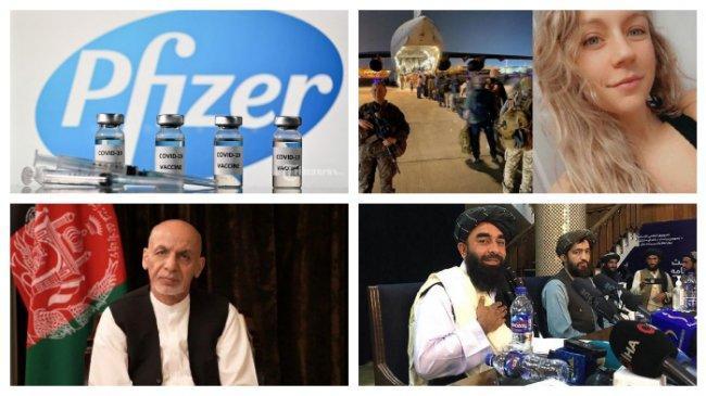 POPULER Internasional: Kasus Kematian Pertama Terkait Vaksin Pfizer di NZ | Sumber Kekayaan Taliban