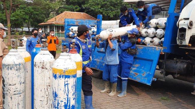 Satgas Covid-19 Ingatkan Bahayanya Pemberian Oksigen Berkepanjangan Tanpa Pemantauan Nakes