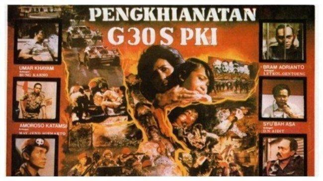 Film Pengkhianatan G30S Tayang di TV One dan MNCTV, Berikut Fakta dan Link Live Streaming