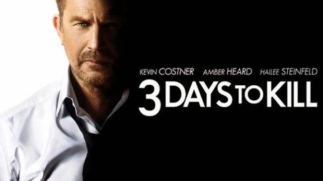Sinopsis Film Three Days To Kill: Misi Agen CIA yang Berbahaya, Tayang Malam Ini di Bioskop Trans TV