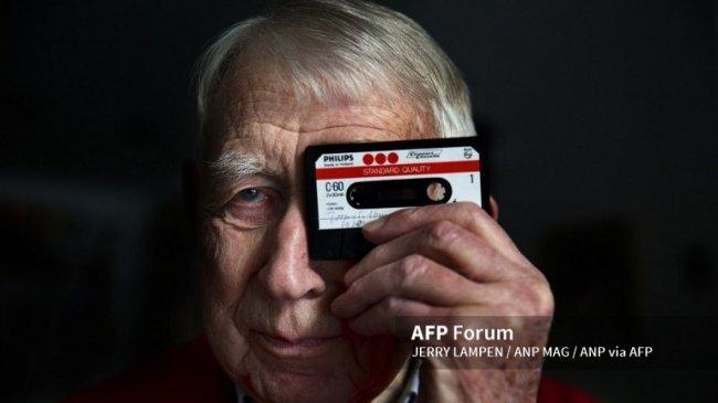Penemu Kaset Analog Asal Belanda, Lou Ottens Meninggal Dunia di Usia 94 Tahun