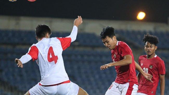 Hasil Timnas Indonesia U-23 vs Nepal: Gol Hanis Saghara & Witan Sulaeman Bawa Garuda Muda Menang 2-0