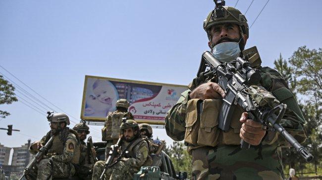 BIN Akui Menyusup Masuk Ke Taliban, Cegah Perang Melebar ke Indonesia