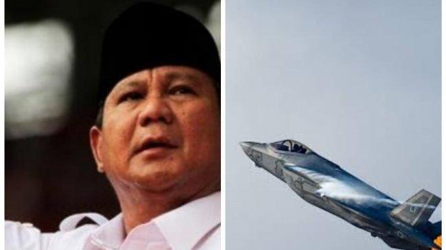 Prabowo Incar Jet Tempur F-35, Seberapa Canggih Pesawat Siluman Itu? Bandingkan dengan Sukhoi-35