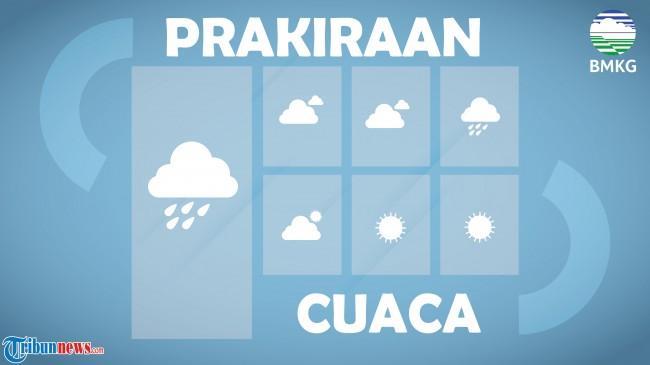 Peringatan Dini BMKG Jumat, 10 September 2021: Waspada 25 Wilayah Diguyur Hujan Lebat Disertai Angin