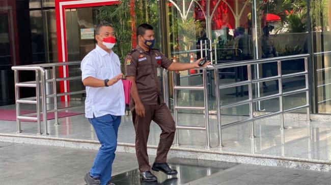 Ketua DPRD DKI Jakarta Prasetyo Edi Penuhi Panggilan KPK