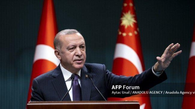 Presiden Erdogan Direncanakan Berkunjung ke Indonesia Tahun 2022