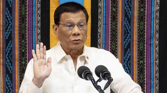 Usul Suntik yang Ragu Vaksin Covid-19 Saat Sedang Tidur, Presiden Duterte: Mari Masuk Rumah Mereka