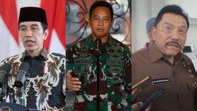 Kedekatan Jokowi dan Hendropriyono Dinilai Menggaransi KSAD Andika Perkasa Jadi Panglima TNI