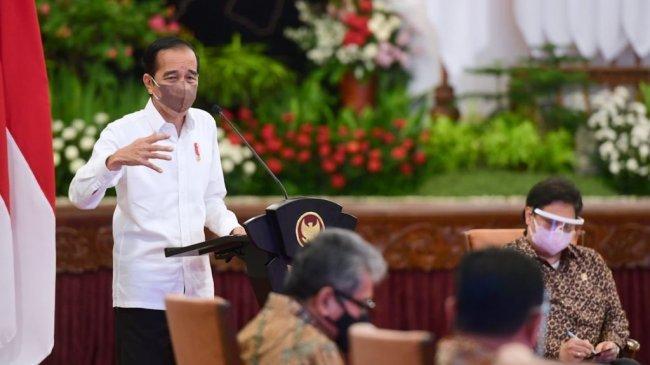 Pandemi Covid-19 Belum Berakhir, Jokowi: Pengusaha Harus Tetap Waspada