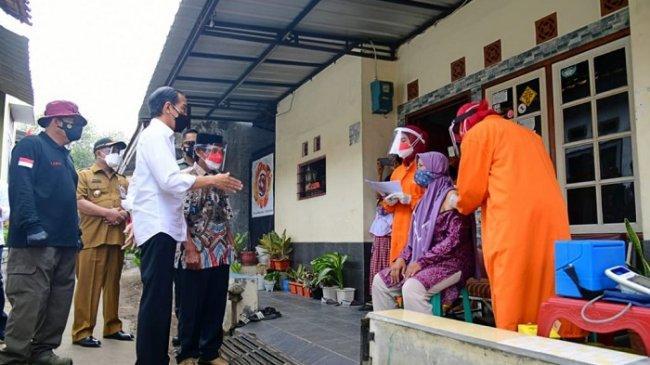 Jokowi: Situasi Pandemi Covid-19 Semakin Membaik Hari Demi Hari