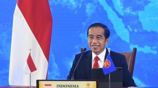 Jokowi Ajak ASEAN Perangi Diskriminasi dan Politisasi Vaksin