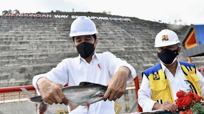 Jokowi Diundang Sampaikan Pesan Iklim dalam Konser Akbar Dihadiri Grup Idol Korea 'BTS'