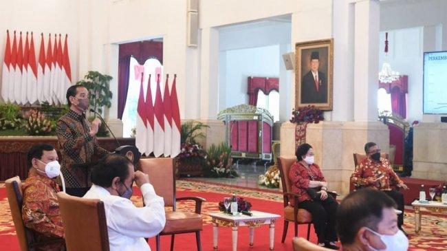 Banyak Ketua Parpol Puji Kinerja Jokowi Tangani Pandemi, Abdul Rachman Thaha Pertanyakan Etika