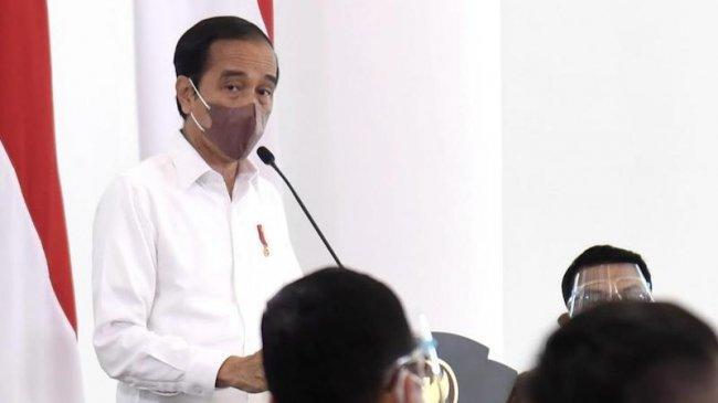 Presiden Jokowi Minta Universitas Tarumanagara Perkuat Kolaborasi dengan Dunia Industri