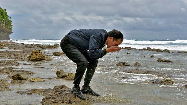 Ini Sejarah Baru yang Dibuat Presiden Jokowi