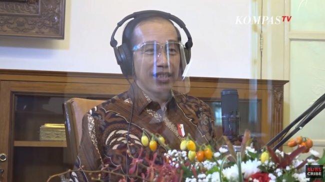 Jokowi Jawab Isu Reshuffle dan Anggapan Tak Berani Ganti Menteri dari Parpol: Bisa Aja Minggu Depan