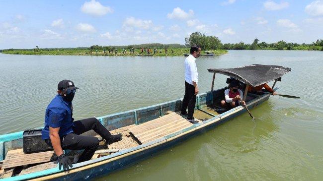 Jokowi: Satu Setengah Tahun Pandemi Covid-19, Kondisi Indonesia Beranjak Membaik