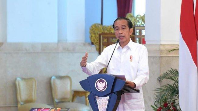 Presiden Jokowi: Di Sektor Tambang Kita Jangan Jadi Tukang Gali Saja