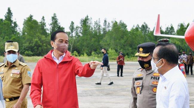 Buka Otonomi Expo 2021, Jokowi Puji Iklim Investasi di Daerah yang Semakin Membaik