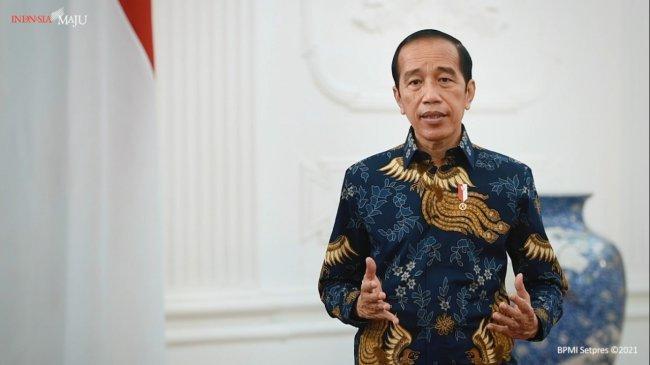 Jokowi Harap UAE Jadi Mitra Utama Investasi Indonesia