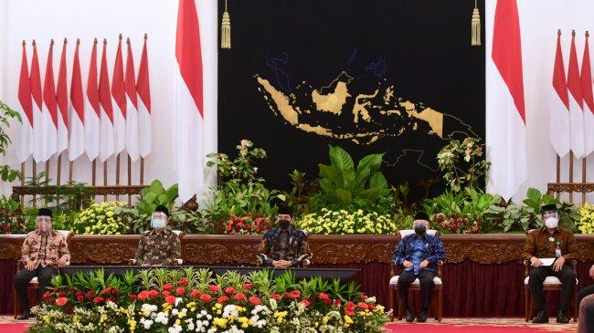 2 Tahun Jokowi-Ma'ruf Amin, Sekjen Partai Perindo: Membanggakan, Rakyat Merasakan Manfaatnya