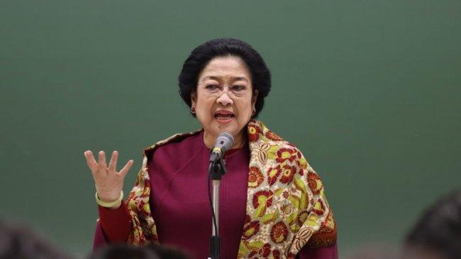 Selalu Terpilih Jadi Ketua Umum PDIP, Megawati: Dipikir Enggak Capek ? Ya Capeklah