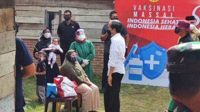 Rumahnya Didatangi Jokowi, Ibu Rumah Tangga di Aceh Ini Merasa Seperti Bermimpi