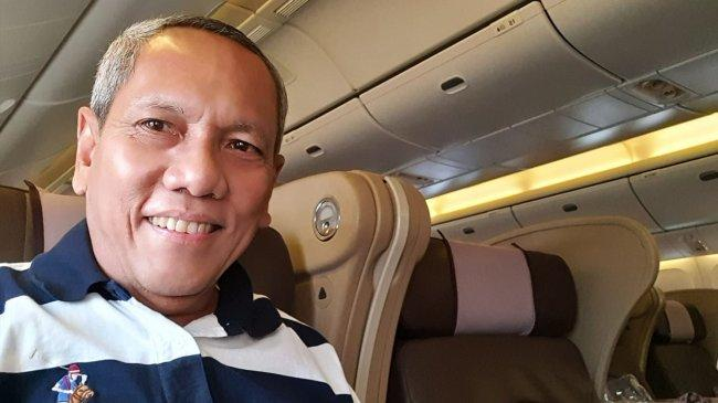 Pengalaman Unik Mantan Direktur WHO Asia Tenggara Naik Pesawat di Masa Pandemi Covid-19